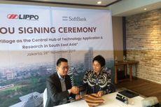 Lippo Kerja Sama dengan Softbank Kembangkan Digitalisasi