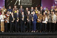 36 Karya Menerima Penghargaan Properti Indonesia Award
