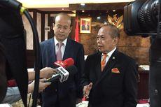Bertemu Pimpinan MPR, Dubes Xiao Qian Ungkap Penyebab Nelayan China Melaut di Natuna