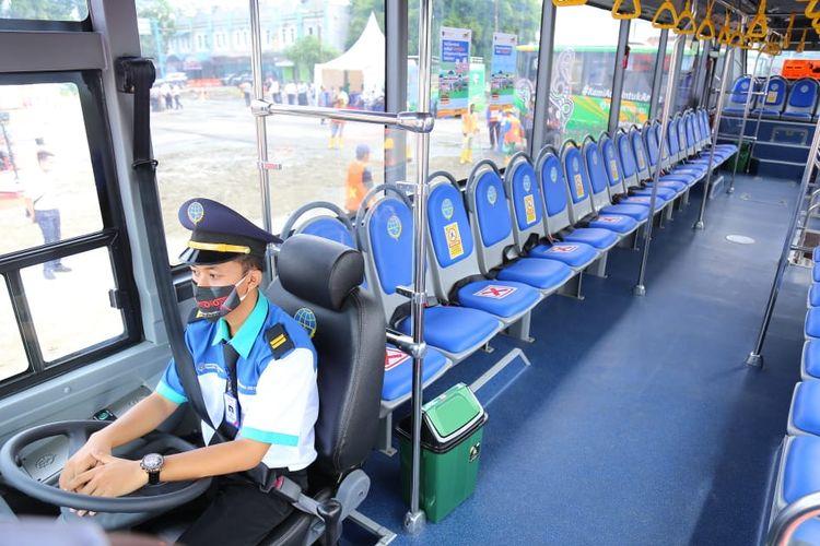 BTS hadir di Medan dengan nama Trans Metro Deli