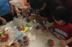 Isi Hari Libur Anak dengan Kegiatan Asah Kreativitas