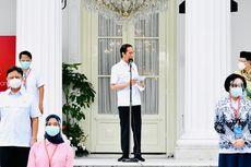 Buruh Ini Awalnya Tak Percaya Undangan Vaksinasi Covid-19 Bareng Jokowi, Sempat Dikira Penipuan