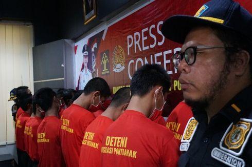 27 Nelayan Asing Asal Vietnam yang Ditangkap di Perairan Natuna Akan Dideportasi