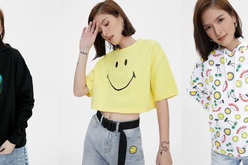 Ikon Smiley dalam Koleksi Terbaru Pomelo