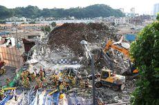 Gedung Lima Lantai Runtuh di Korea Selatan 9 Tewas, 8 Luka-luka
