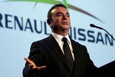 Carlos Ghosn Ingin Nissan-Renault Dipimpin 2 CEO