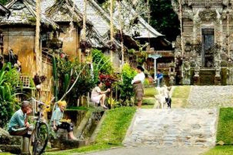 Bali Bangun 100 Desa Wisata