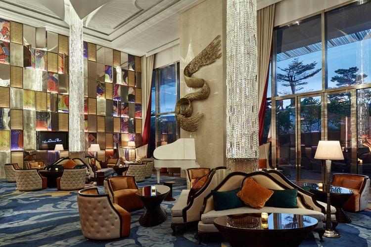 Hotel Raffles Jakarta (http://www.rafflesjakarta.com/).