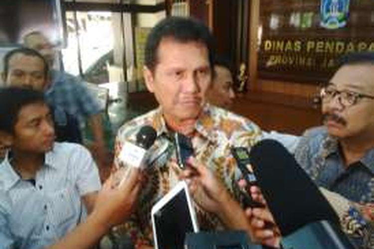 Menpan RB Asman Abnur.