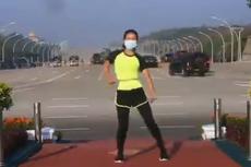 [POPULER GLOBAL] Wanita Lakukan Aerobik Diiringi Lagu