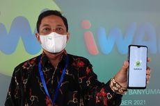 Mengenal iWarga, Aplikasi Sedekah Makanan dan Barang Bekas secara Online dari Purwokerto