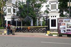 Garis Polisi di Taman Sri Baduga Akhirnya Dibuka