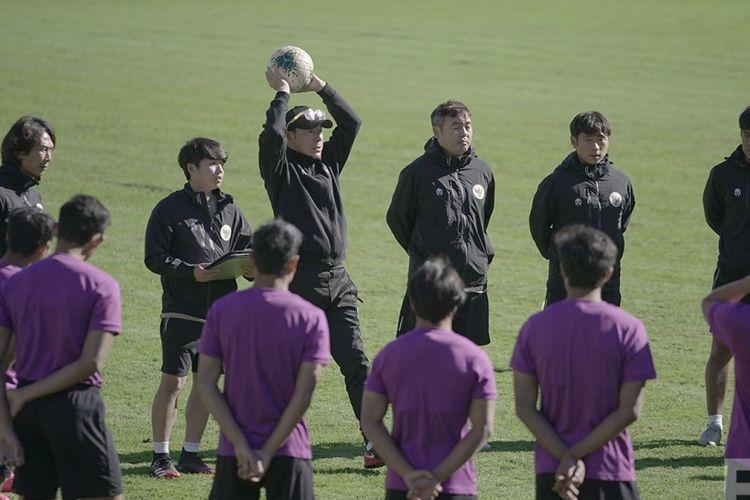 Jelang Kedatangan Shin Tae-yong, Timnas U19 Indonesia Kehilangan 4 Pemain