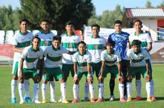 Skill Unik Bek Timnas U19 Indonesia Ini Ternyata Sudah Ditempa Sejak Lama
