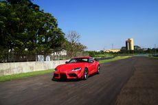 Mencoba Langsung Toyota GR Supra di Lintasan Balap