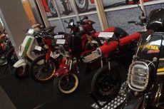 Kompetisi Motor Listrik Custom Pertama di IIMS Motobike Hybrid Show