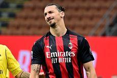Kabar Buruk bagi AC Milan, Zlatan Ibrahimovic Terancam Absen Tiga Pekan