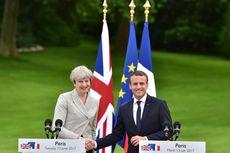 Presiden Macron: Pintu Uni Eropa Tetap Terbuka untuk Inggris