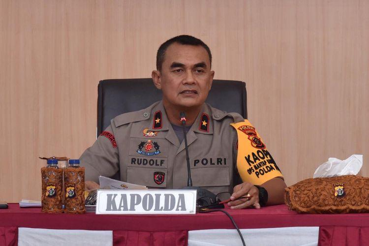 Kapolda Papua Brigjen Pol Rudolf Alberth Rodja