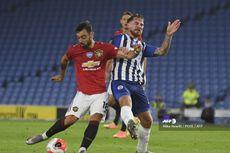 Brighton Vs Man United, Bruno Fernandes Tegaskan Misi MU ke Liga Champions