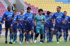PSCS Cilacap Vs Persib, Maung Bandung Tanpa Pemain Asing