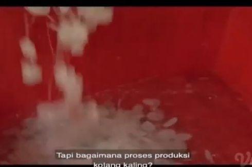 """""""Manisnya Manisan Kolang Kaling"""", Belajar dari TVRI 25 Mei 2020 untuk SMA"""