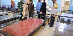 RSL Asrama Haji dan Rusunawa II Beroperasi, Walkot Maidi Harap BOR di Madiun Turun