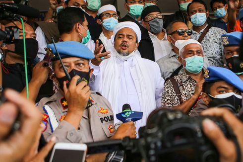 Soal Rizieq Shihab Walk Out Saat Sidang, PN Jaktim: Dia Terdakwa, Wajib Hadir di Persidangan