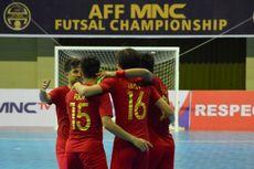 Piala AFF Futsal 2018, Indonesia Vs Vietnam Akan Perebutkan Posisi Ke-3
