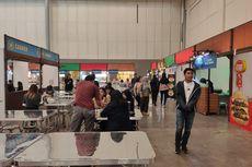Baru di Big Bad Wolf Jakarta 2020, Pujasera dan Layanan Pelanggan untuk Pengunjung
