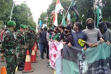 Gelar Aksi Lanjutan, Ratusan Buruh di Bogor Demo Tolak UU Cipta Kerja di Dua Perusahaan