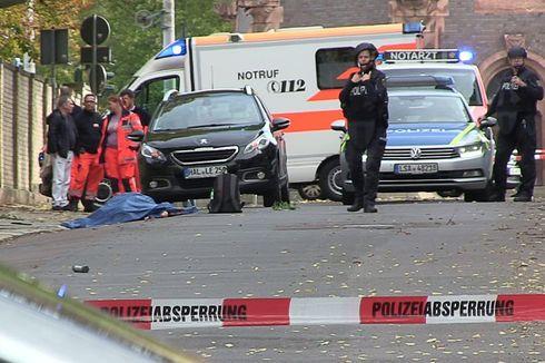 Penembakan di Sinagoge Jerman, 2 Orang Tewas saat Perayaan Hari Paling Suci Yahudi