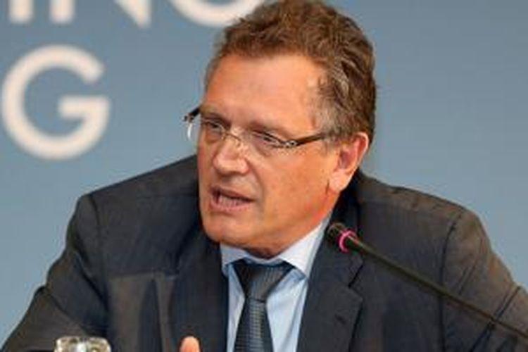 Sekretaris Jenderal FIFA, Jerome Valcke.