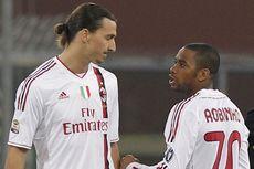 Robinho: Ibrahimovic Pernah Adu Jiu-Jitsu dengan Gattuso