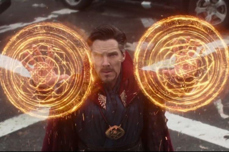Kemunculan Dr Strange dalam Avengers: Infinity War