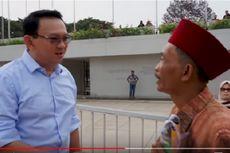 Pernah Diberangkatkan ke Maroko, Pedagang Ini Beri Ahok Kerak Telor