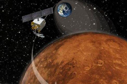 23 Hari Lagi, Wahana India sampai di Mars
