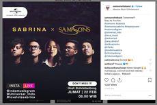 Samsons dan Sabrina dari Filipina Berkolaborasi dalam