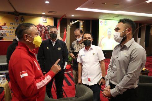 Menpora Tinjau Renovasi Stadion dan Pelatihan Pelatih Lisensi AFC C di Bali