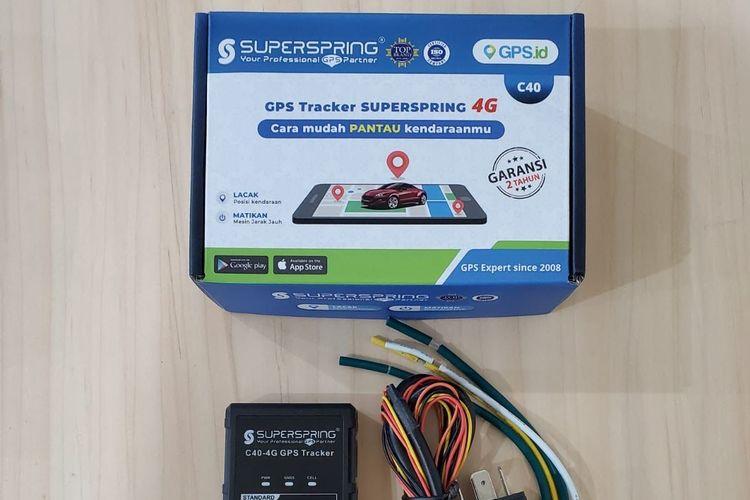 GPS Super Spring C40