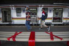 Stasiun Rangkasbitung Terapkan KMT, Penumpang Transit KA Lokal Jangan Lupa Tap In