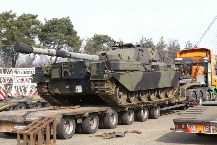 Tank MK10 Chieftain
