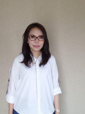 dr. Putri Mudjiono, M. Kes, M. Farm, Sp.GK seusai acara media gathering di Gaya Spa & Wellness, Jakarta Selatan, Selasa (18/12/2018).