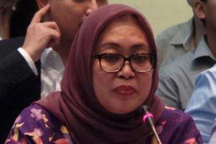 Direktur Utama PT Jakarta Monorail Sukmawati Syukur