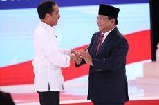 Kapan dan di Mana Jokowi Bertemu Prabowo Pascapilpres 2019?