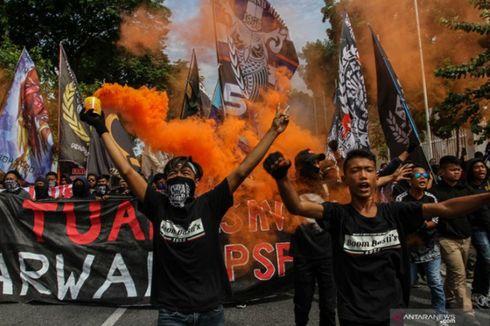 Pemuka Adat Marah, Yel-yel Suporter PSPS Riau Dinilai Hina Gubernur Riau