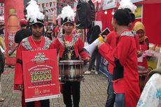Akhir Pekan, Ikuti Lomba Makan Mi Pedas dan Pesta Kuliner di Pucuk Coolinary Festival