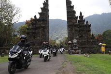 Touring Mewah 400 Km Pakai Honda PCX di Pulau Dewata