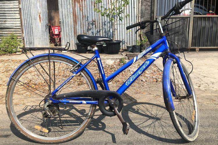 Sepeda Wimcycle produksi PT Wijaya Indonesia Makmur Bycicle Industries