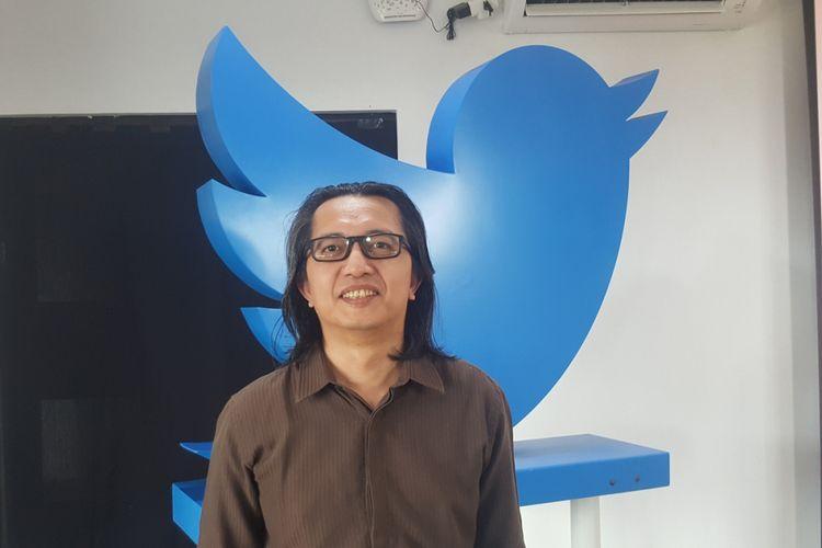 Agung Yudha, Public Policy Lead Twitter Indonesia.